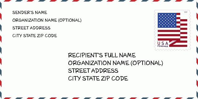 Zip Code 5 20013 Washington District Of Columbia